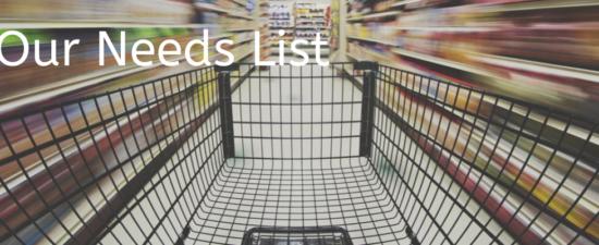 Needs List